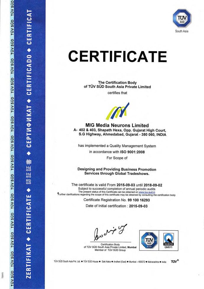 Madeingujarat_ISO Certificate