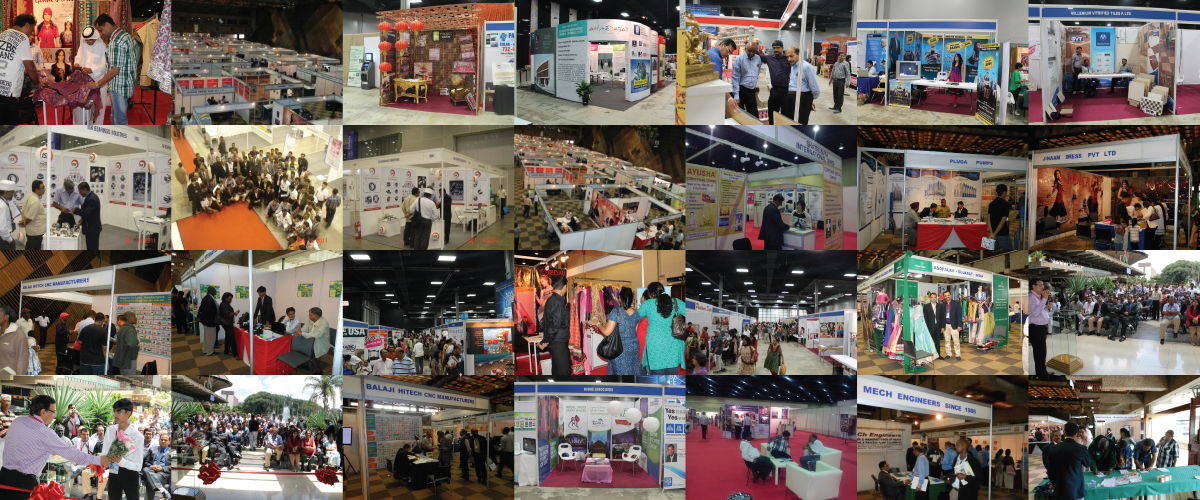 Made In Gujarat International Trade Show Glimpses