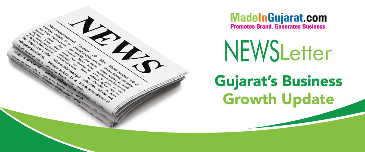 Made In Gujarat News Letter published Quarterly by MIG Media Neurons Ltd.